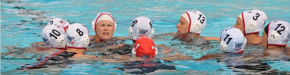 Wasserball 1. Damen Bundesliga im ETV