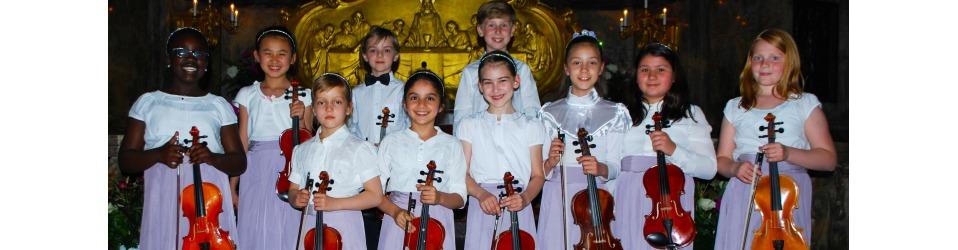 Klassische Musik und Kultur für Kinder e.V