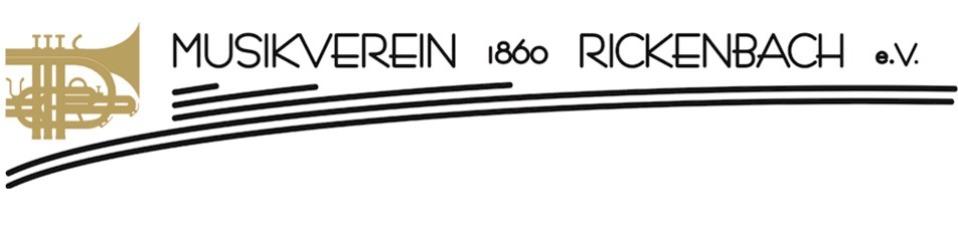 Musikverein 1860 Rickenbach e.V.