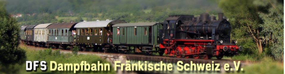 Dampfbahn Fränkische Schweiz e.V.
