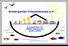 Kindergarten Friesenstraße
