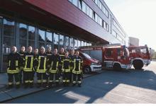 Feuerwehr Potsdam Zentrum