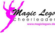 Magiclegs Cheerleader bei Grün-Weiss-Ahrensfelde e.V.
