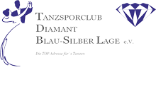 Tanzsportclub Diamant Blau Silber Lage e.V.